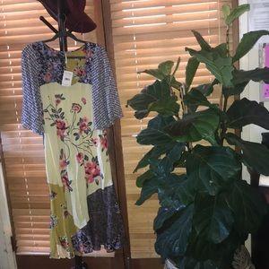 Free People River Market Dress
